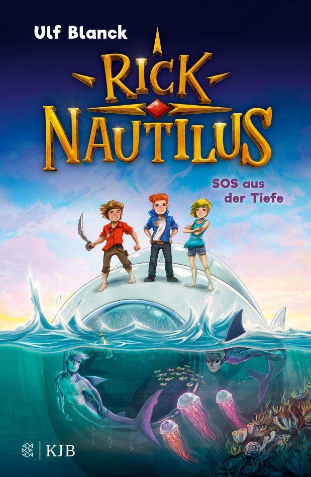 Ulf Blanck: Rick Nautilus 1 und 2. Rezension