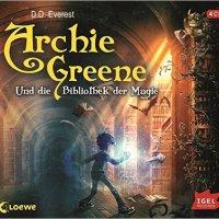 D. D. Everest: Archie Greene und die Bibliothek der Magie