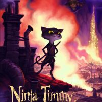 Henrik Tamm: Ninja Timmy
