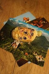 Fertig ist unser Briefbeschwerer. Ein Unikat! Foto (c) kinderoutdoor.de
