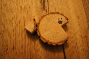 Fertig sind wir beim Werken mit dem Taschenmesser.  Foto (c) kinderoutdoor.de