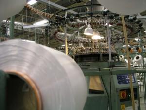 Fleece richtig waschen ist deutlich einfacher, als es herzustellen wir hier bei Polartec in den USA. Foto (c) kinderoutdoor.de