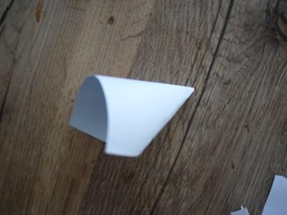Unsere Rakete mit dem Brausetabletten Antrieb braucht auch eine Spitze. Foto (c) kinderoutdoor.de