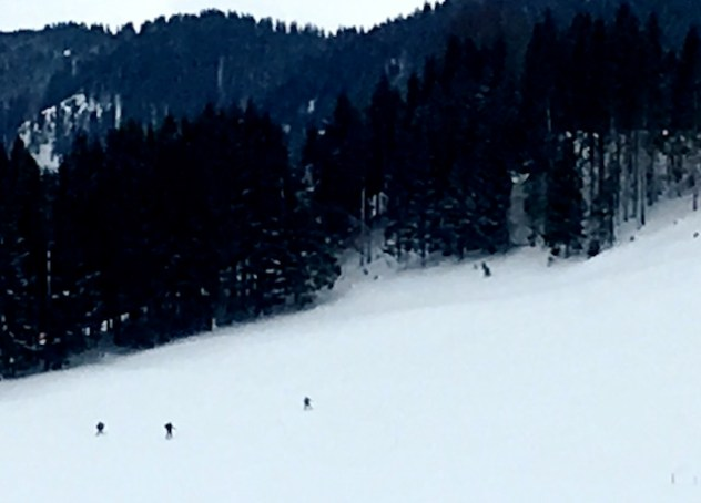 Skitouren mit Kindern sind in den Bayerischen Bergen problemlos möglich. foto (c) kinderoutdoor.de