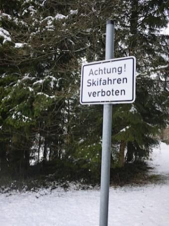 Skitouren mit Kindern haben nicht nur konditionelle Grenzen. foto (c) kinderoutdoor.de