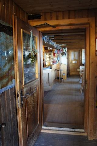 Auf dem Weg zum Hochgrat liegt das Staufner Haus. Hier können die Tourengeher einkehren oder übernachten. foto (c) kinderoutdoor.de