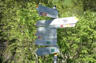 Das GPS braucht Ihr nicht, der Weg ist optimal ausgeschildert, aber einen Kinderwagen mit dicken Reifen. foto (c) kinderoutdoor.de