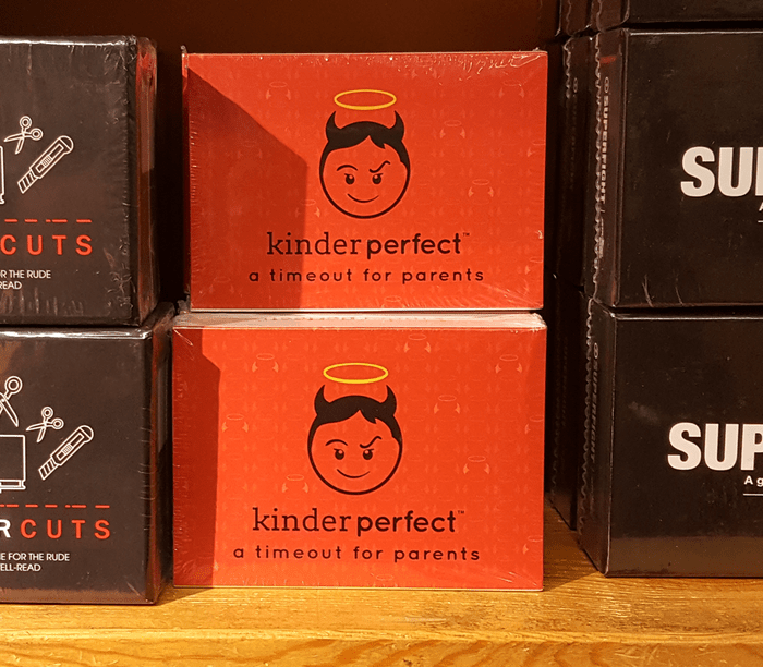 Retail Stores Selling KinderPerfect
