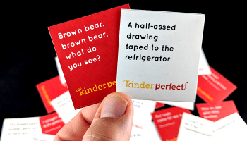 Download FREE KinderPerfect PDF Print-at-Home Cards