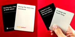Cards Aganist Humanity Gift Ideas