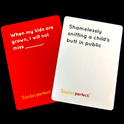 clean cards against humanity game