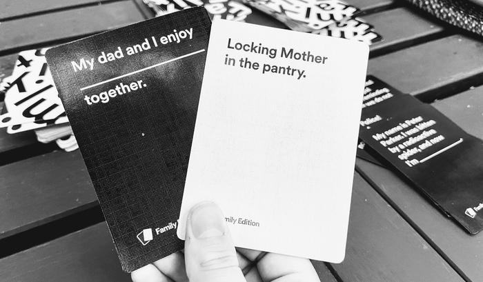cah family edition cards