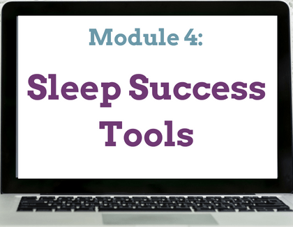 Module 4 Sleep Success Tools