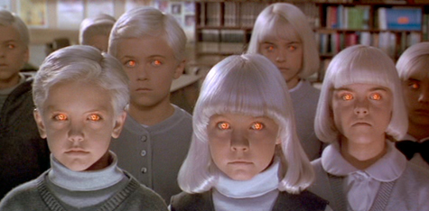 John Carpenter Village of the damned