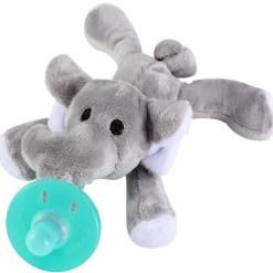 Speen knuffel olifant