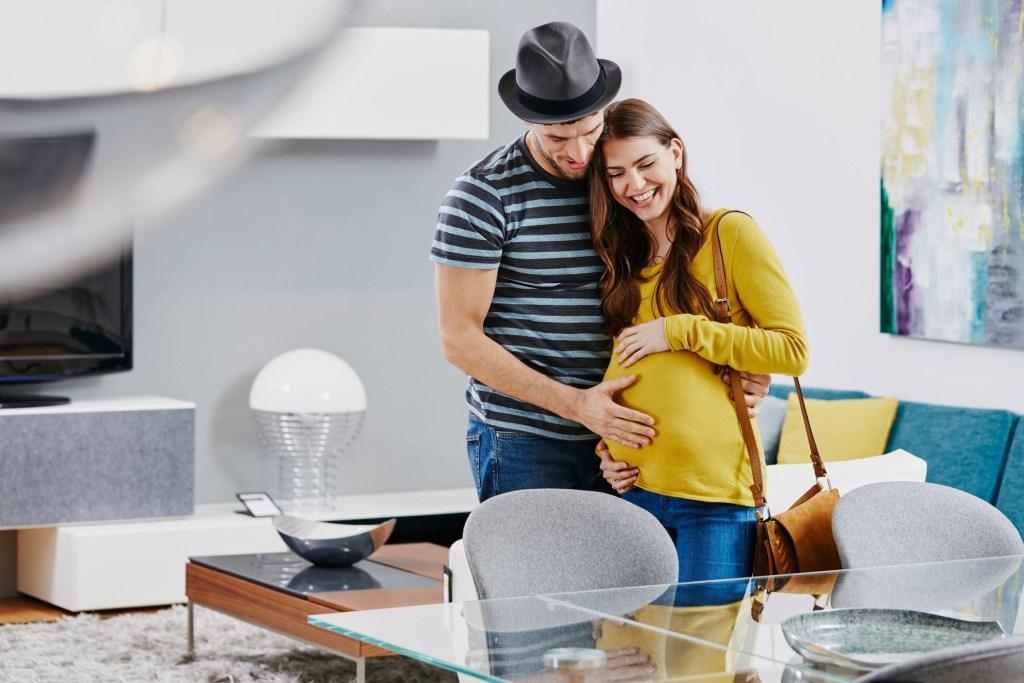 Die Multiple Sklerose ist keineswegs ein Grund, nicht schwanger zu werden.