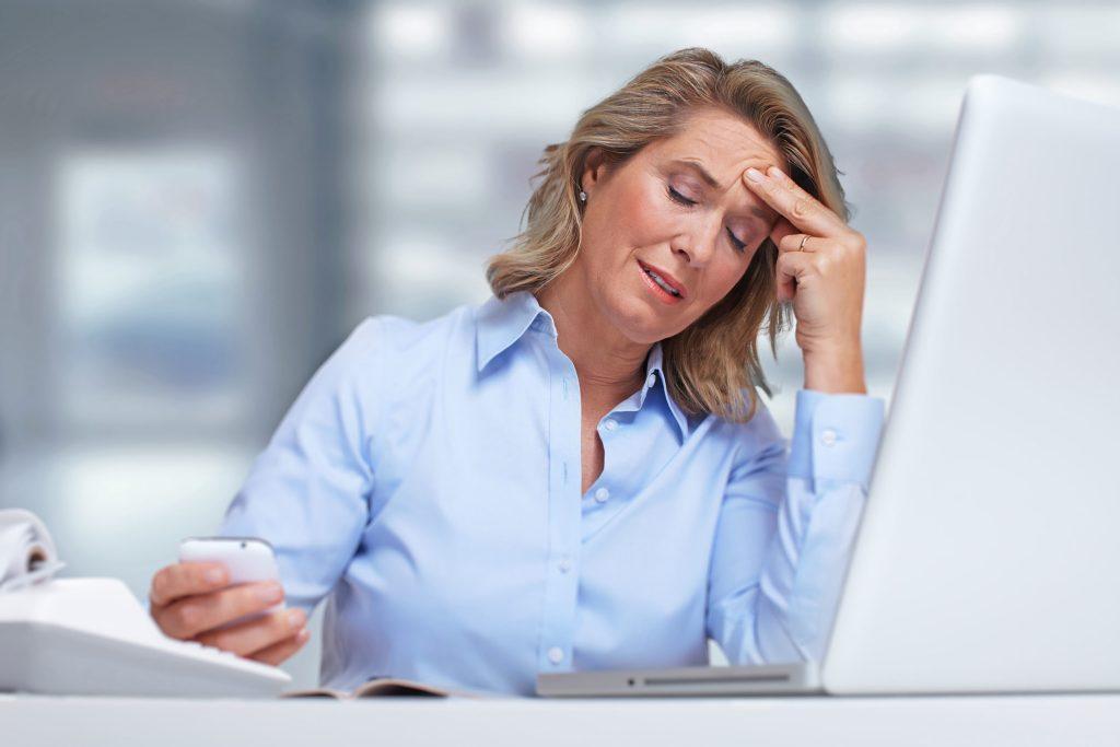Wenn im stressigen Alltag keine Zeit zur Erholung bleibt, droht irgendwann der Zusammenbruch.