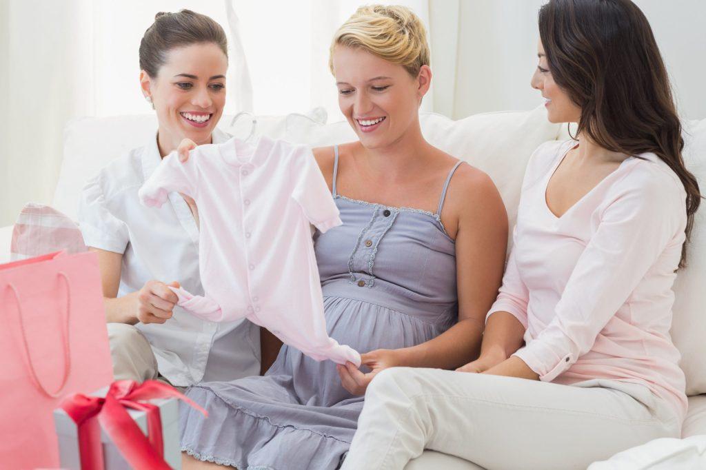 Die Baby-Party ist eine Tradition aus den USA, die inzwischen auch bei uns sehr beliebt ist.
