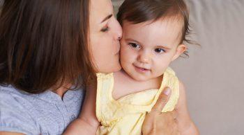Kinderohren richtig pflegen