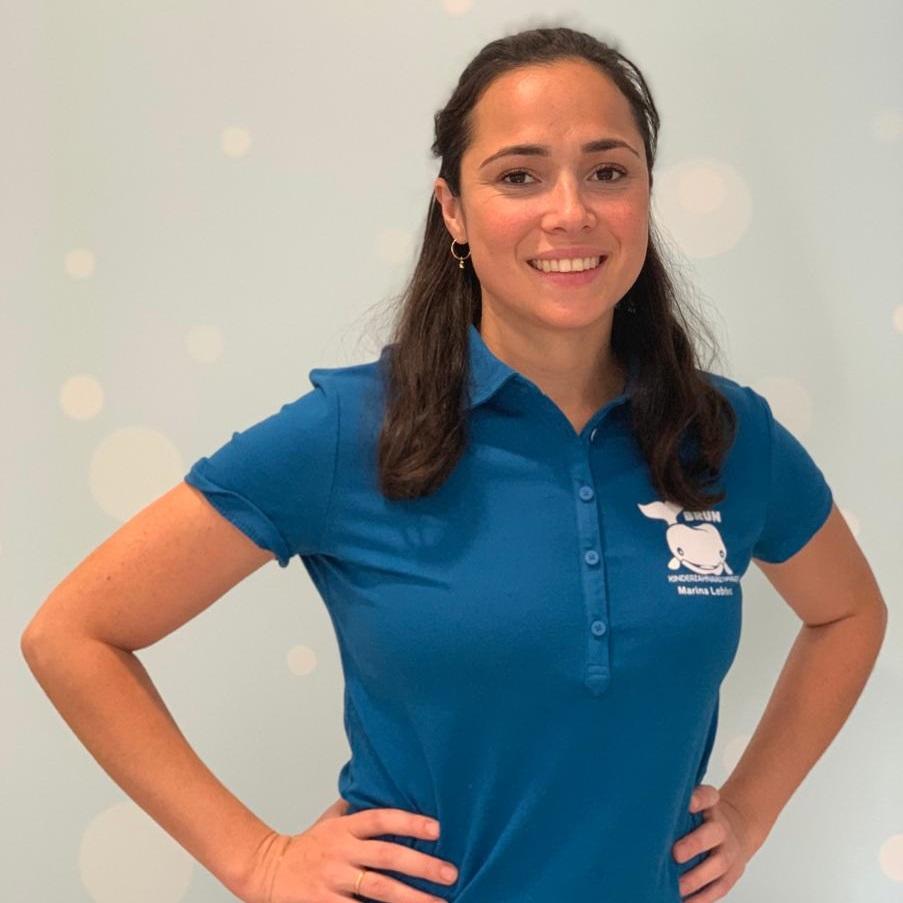 Marina Lebherz - Kinderzahnärztin