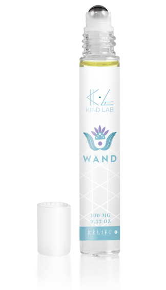 Kind Lab Relief Wand CBD Roller Ball for Pain