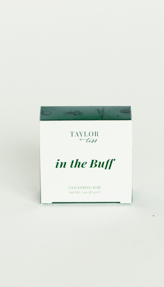 TAYLOR + tess In the Buff Cleansing Bar