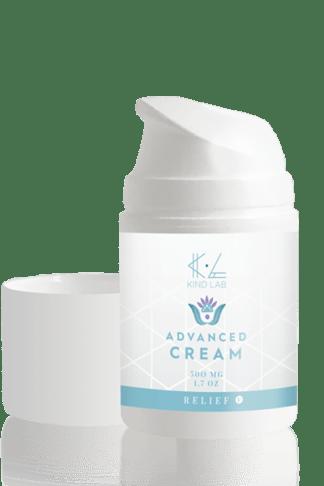 Relief Advanced Cream