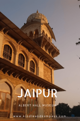 Albert Hall Museum Jaipur