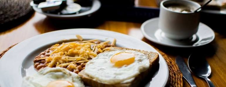 10 Best food to eat in the morning