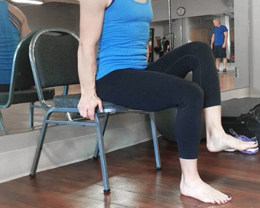 BEST SEATED CORE EXERCISES FOR SENIORS