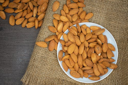 almonds - 10 foods that will help you sleep