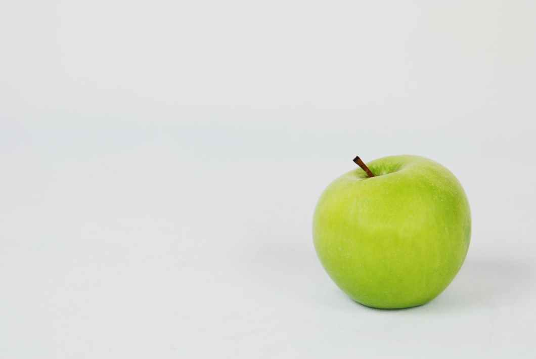 Eating an apple a day