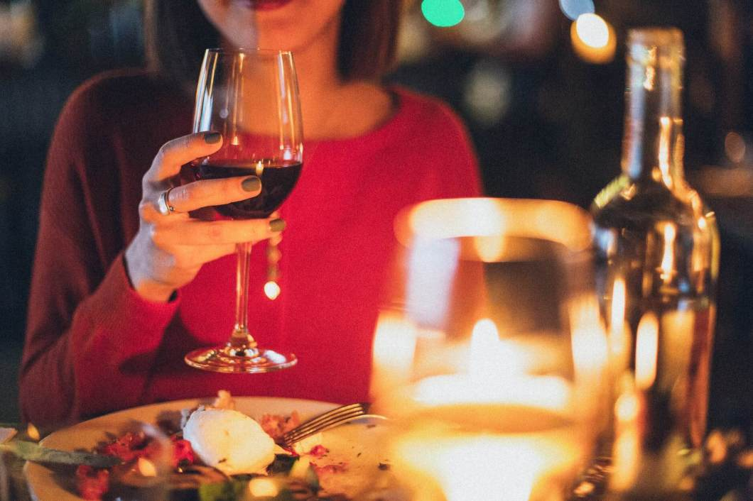 Red Wine - How to get rid of body pain naturally