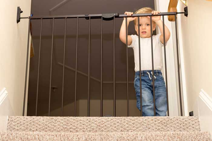 Baby Gate Should Be Durable And Sturdy