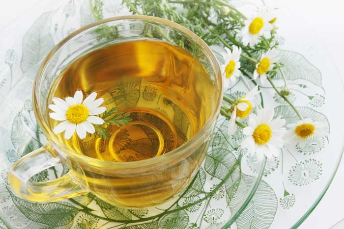 Why You Should Use Chamomile Tea As A Treatment