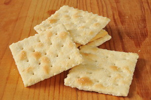 Cracker for Morning Sickness