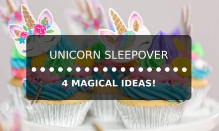 4 Ideas For A Magical Unicorn Sleepover