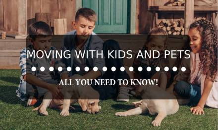How to Move With Children and Pets?