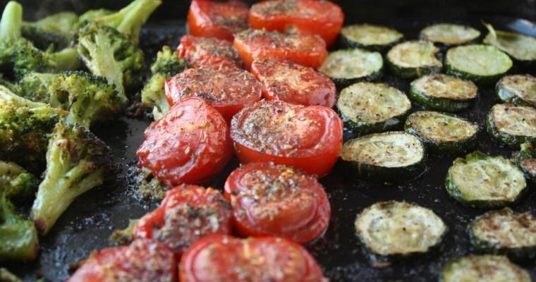 Technique: Quick Roasted Veggies