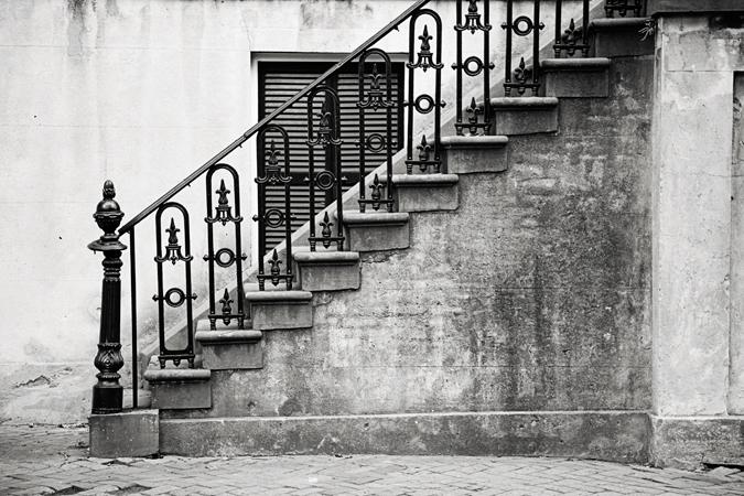 Savannah Staircase