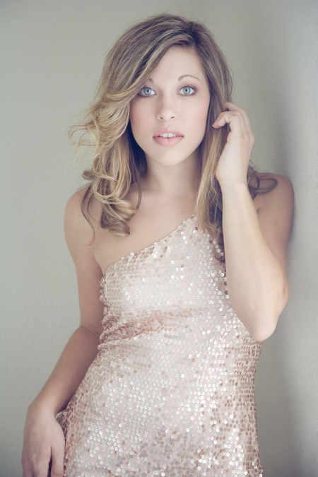Austin glamour portrait editorial portrait sequin dress Hutto portrait