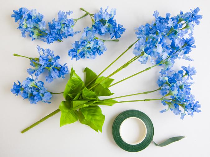 flower wreath, diy flower wreath