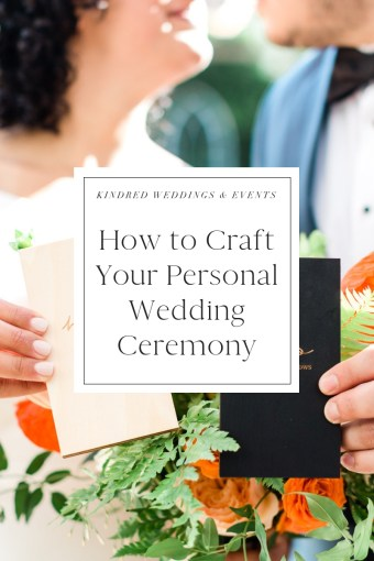 How to write a wedding ceremony script