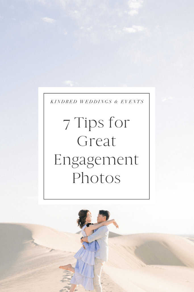 Tips for Great Engagement Photos
