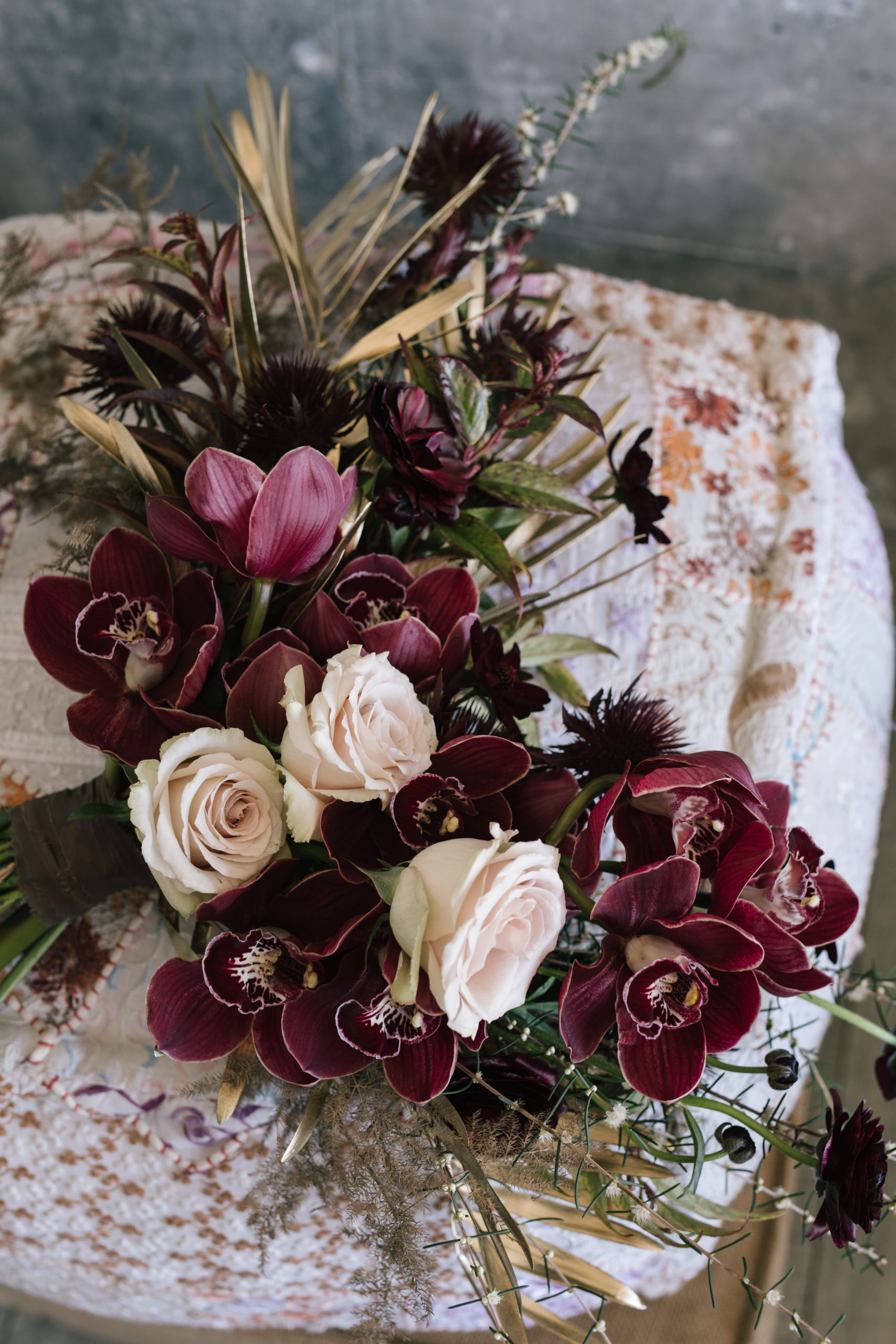 Bridal Bouquet from Foxtail Florals