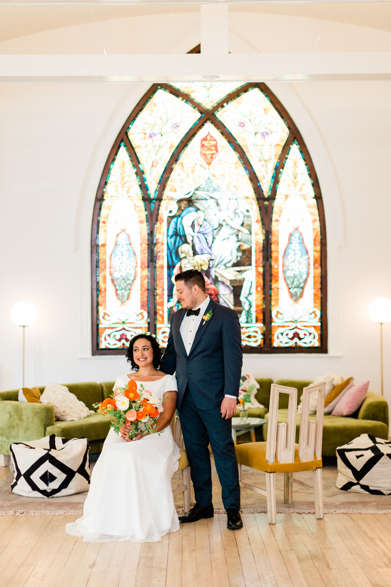 Intimate Wedding at The Ruby Street