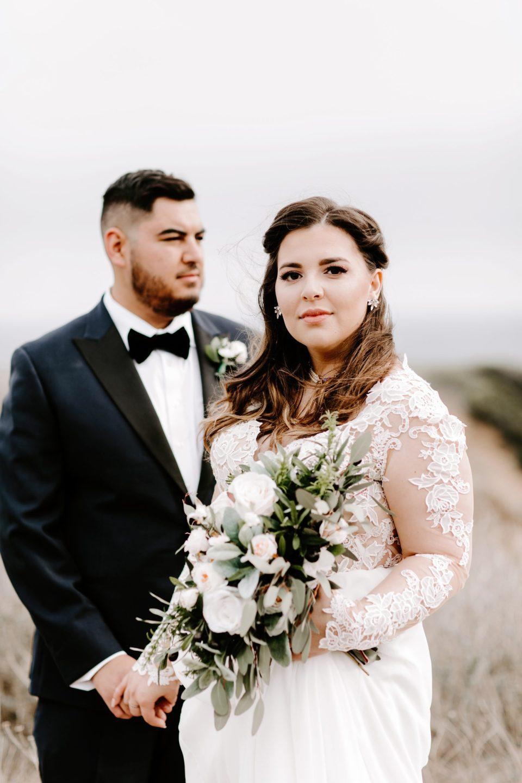 Wedding couple in Palos Verdes