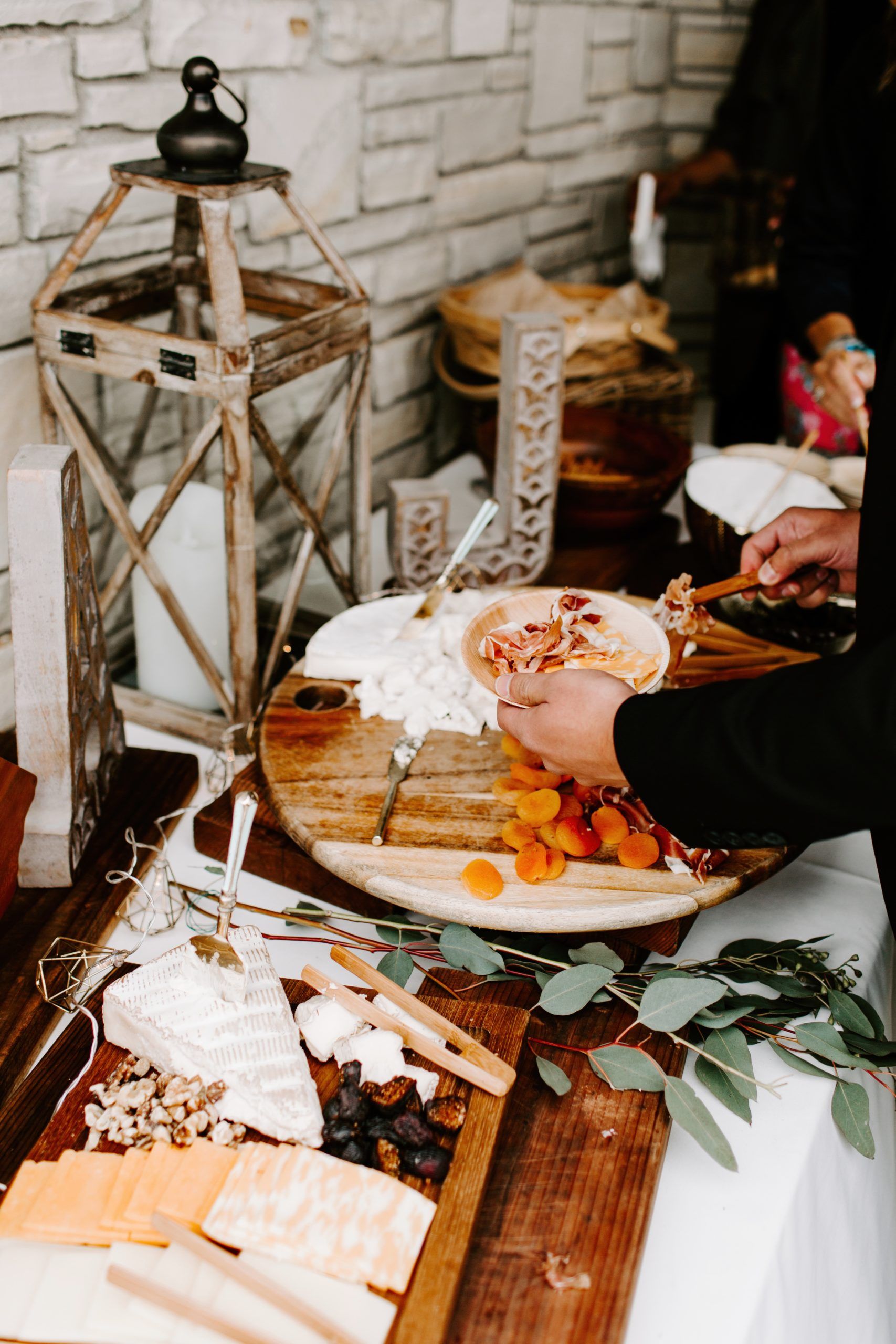 Charcuterie Board at Wedding