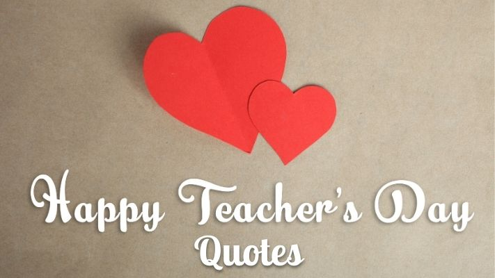 Happy Teacher's Day Quotes in Hindi, Wishes, Messages