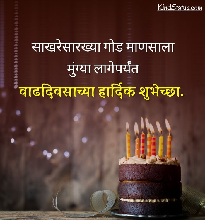 funny birthday wishes for sister in marathi